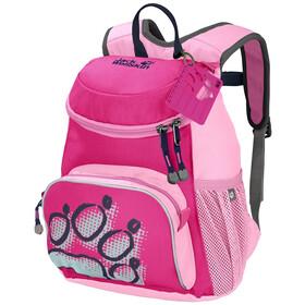 Jack Wolfskin Little Joe Backpack Kids pink peony